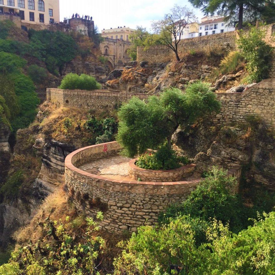 rose garden ronda
