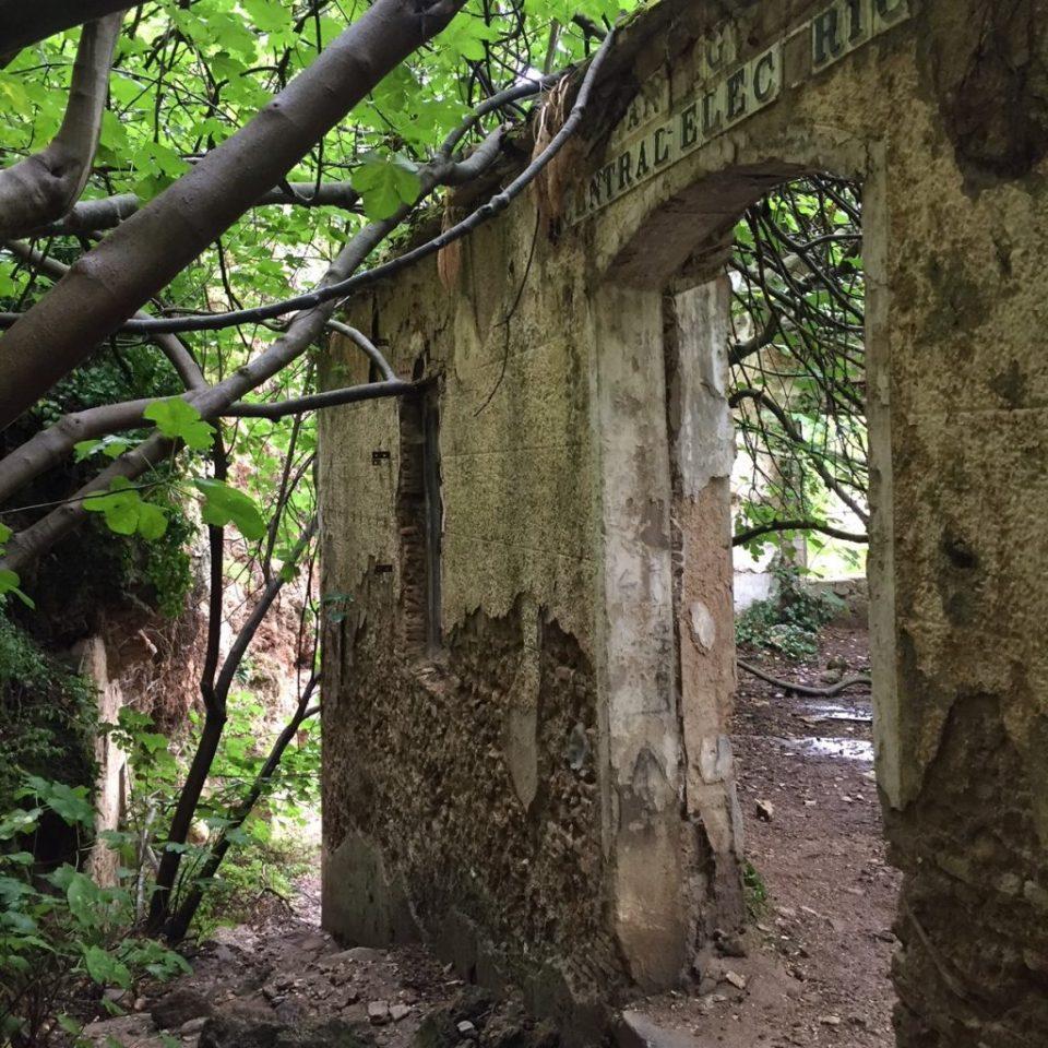 ronda ruins