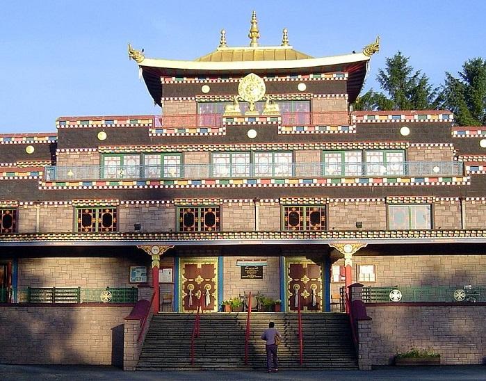 buddhist temple scotland