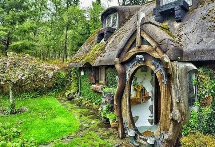 hobbit house scotland