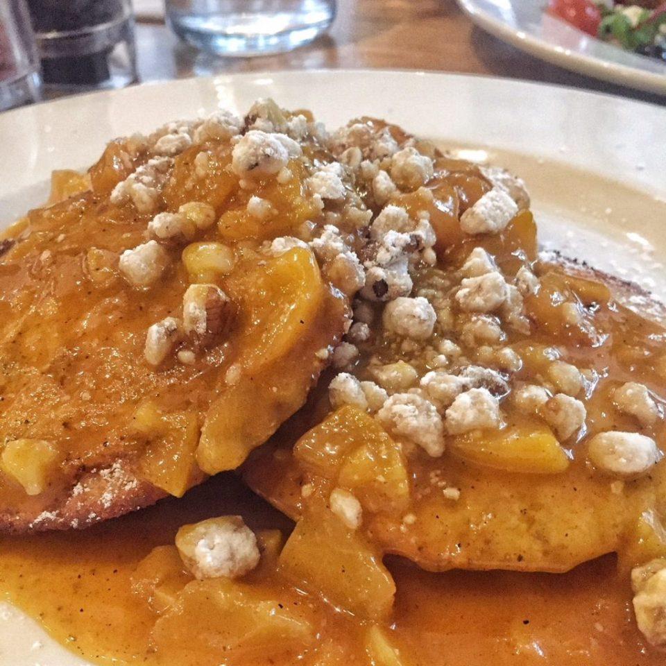 loudons vegan pancake