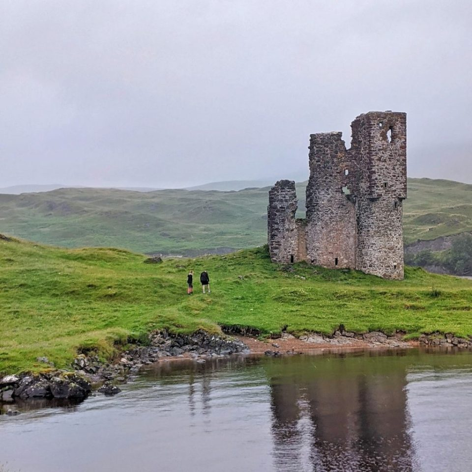 ardvreck castle scotland