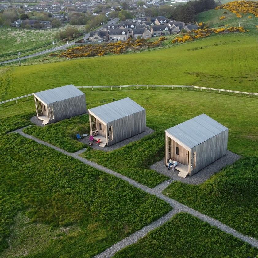 seaside accommodation newburgh