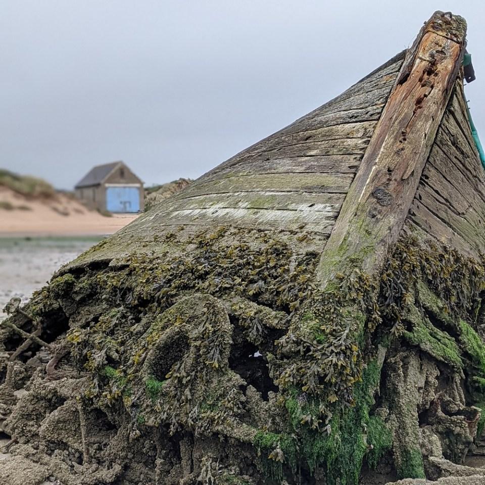 Newburgh shipwreck