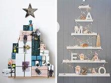 shelves-christmas-tree_initial-name-christmas-tree-decor_christmas-gift-home-decor_hanging-wall-creative-decor_holoday-home-decor_diy-christmas-tree