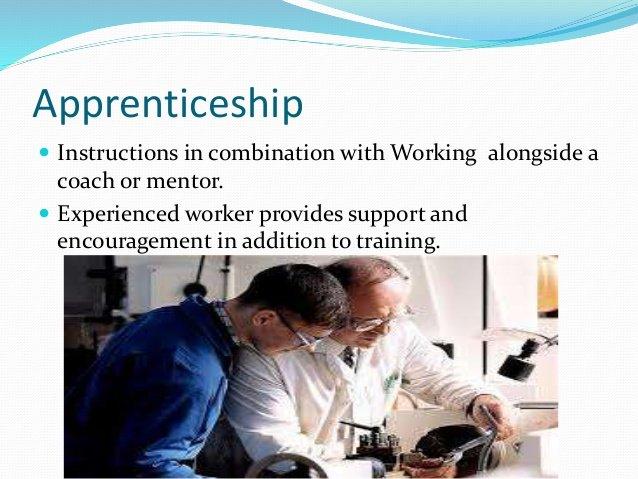 training-apprenticeship