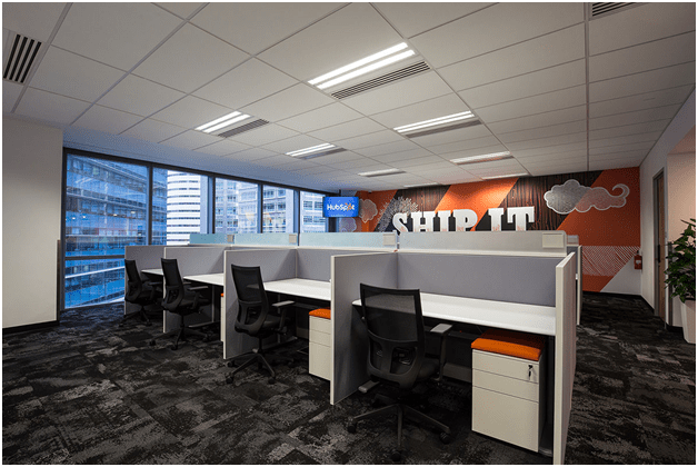 How to get your office interior design right for tech for It company interior