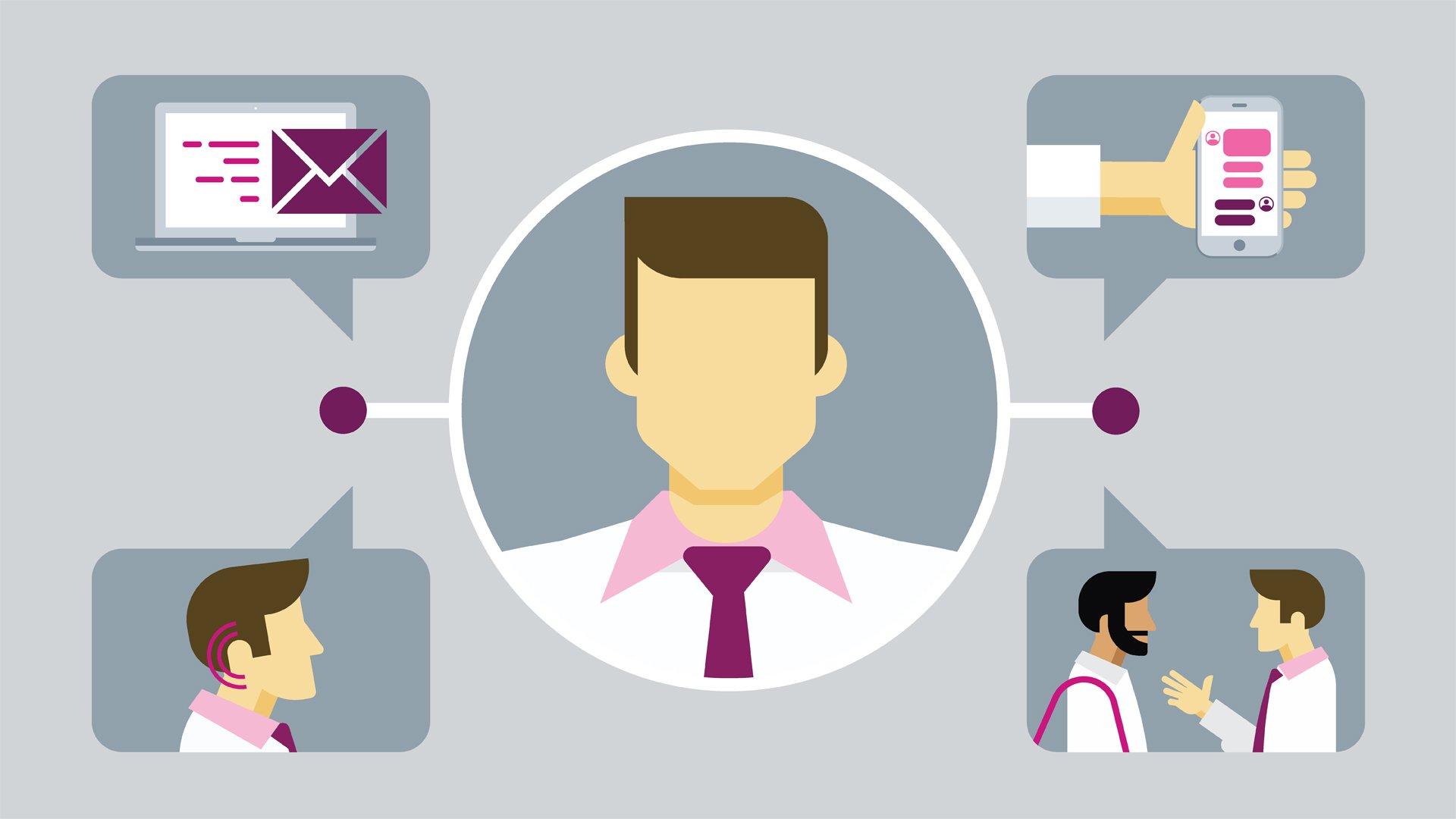 Graphic Design Communicate Throgh Visual