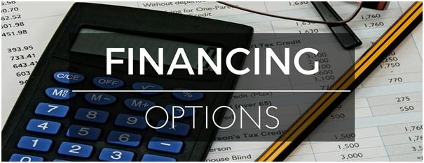 Financing options for your dream property