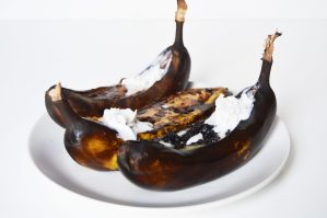 BBQ Baked Banana Boats (3 Ways)