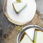Vegan Lime Coconut Pie