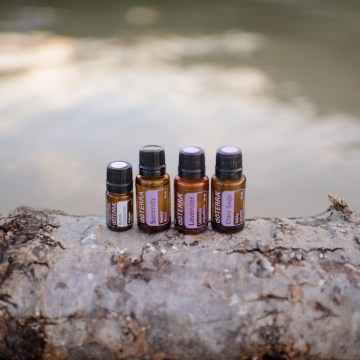 Essential Oils & Sleep