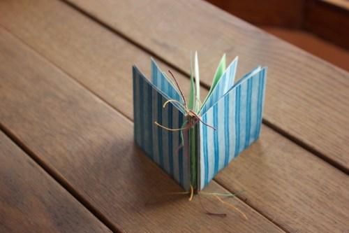 Miniature Tied Binding