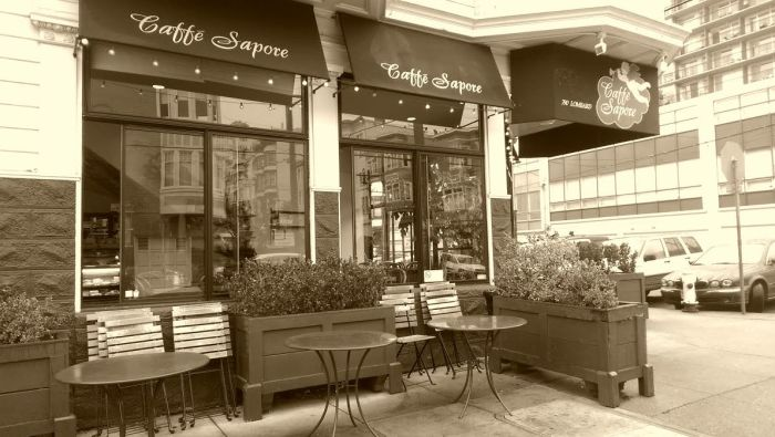 cafe on lombard