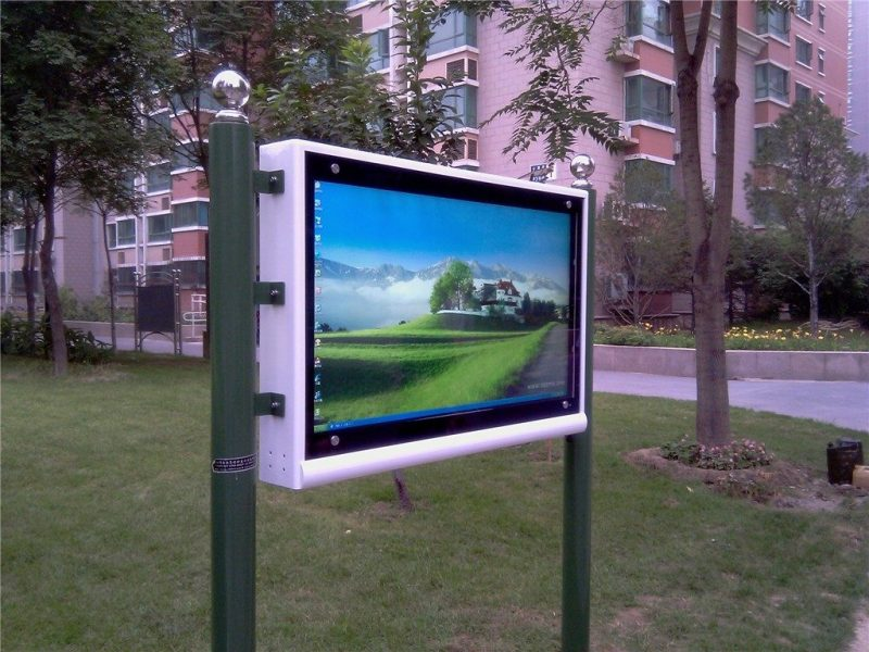 Digital Outdoor Signs