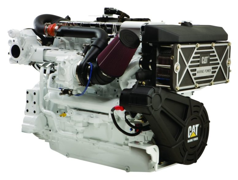 Caterpillar-C-18-Marine-Engine