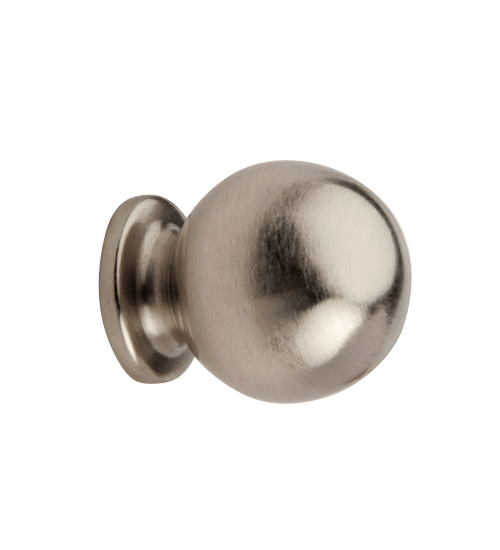 Select door knobs to better reflect your taste and style