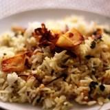 Two Recipes Using Basmati Rice
