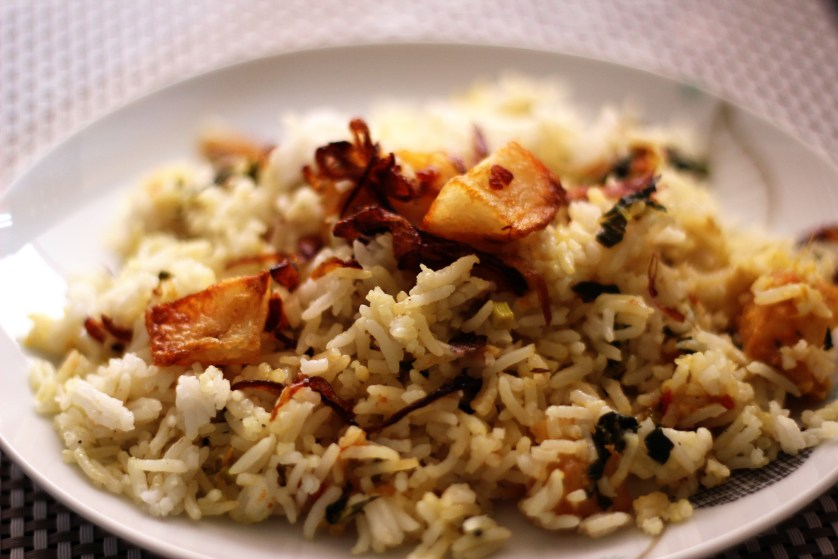 Zafrani-Pulao-Recipe by Chef Aditya Bal