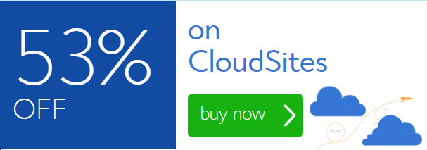 bluehost cloud sites offers