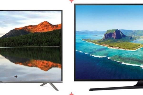 discount TVs