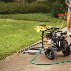 Start a Power Washing Business