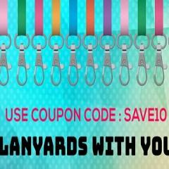 Choose Convenience – Buy Custom Key Lanyards Online!