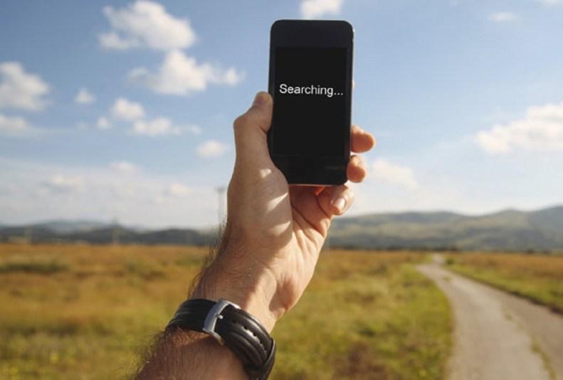 mobil phone not spot
