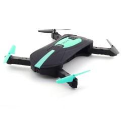 JDTOYS JD-18 0.3MP Camera Wifi FPV Foldable Selfie Pocket Drone