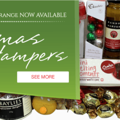 Suggestions for Gifting a Deluxe Christmas Hamper