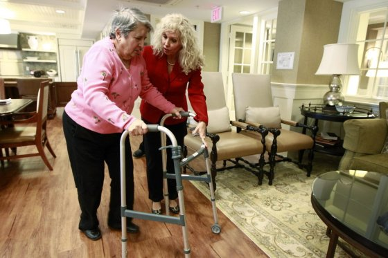 Caring Elder Persons in Assisted Living Facilities to Improve their Lives