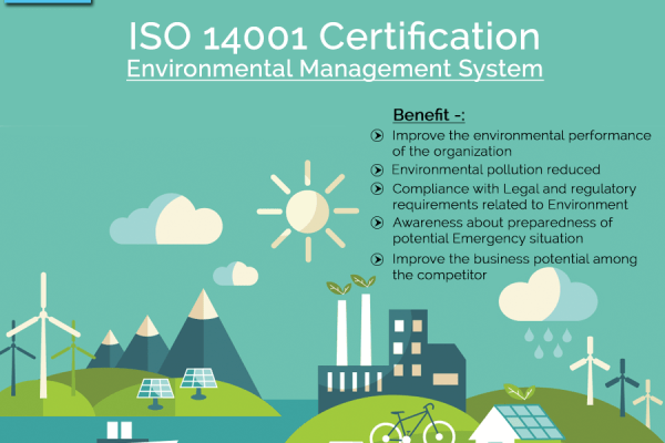 iso 14001 certification in delhi
