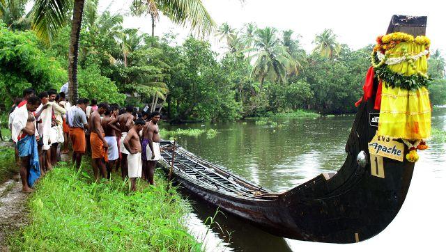 Boat Race in Kerala