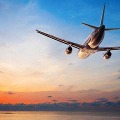 Enjoy soothing journeys by travelling in airplanes