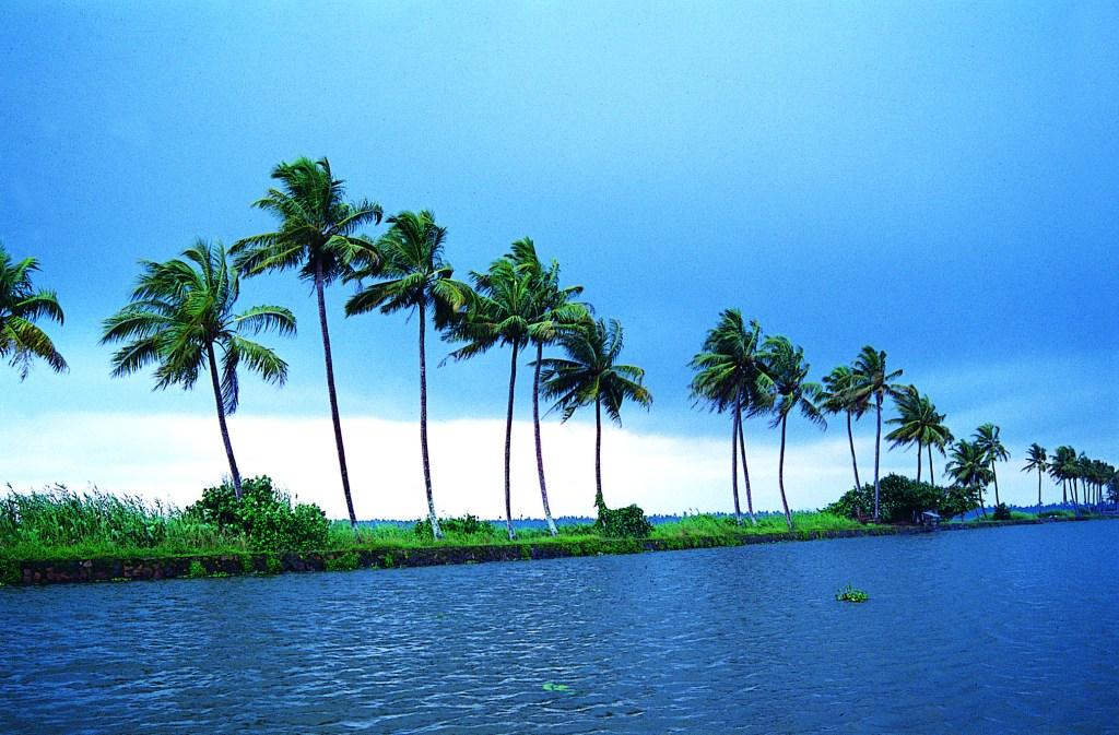 Kumarakom-Backwaters