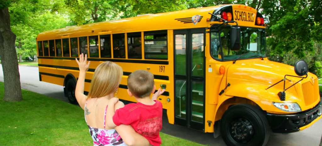 school bus services