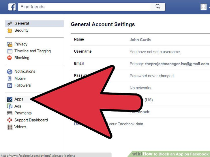 How to Block Apps on Facebook