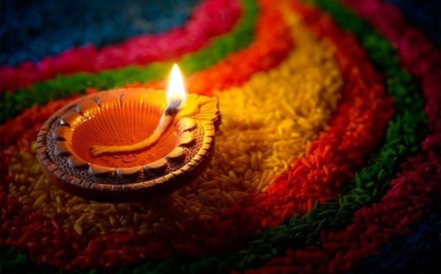 Diwali at Varanasi