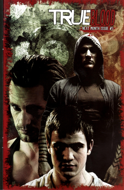 True Blood Comic #4: Conclusion of