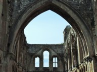 Looking into Lady Chapel...