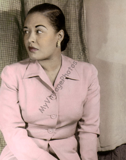 Billie Holiday 1949