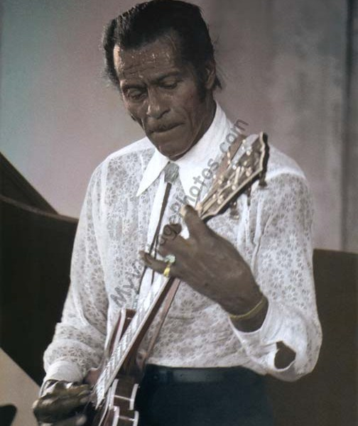 Chuck Berry July, 1987