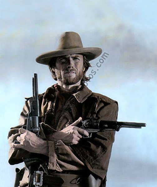 Clint Eastwood, The Outlaw Josey Wales 1976