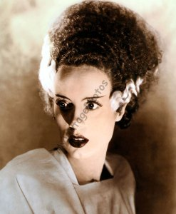 Elsa Lancaster The Bride of Frankenstein