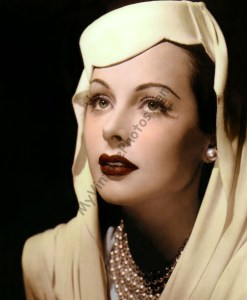 Hedy Lamarr The Conspirators 1944