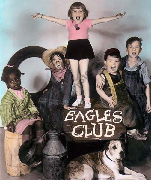 Eagles Club, The Little Rascals, Our Gang