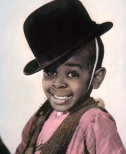 "Matthew ""Stymie"" Beard Jr., The Little Rascals Our Gang"