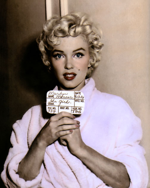 Marilyn Monroe The Seven Year Itch 1955