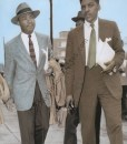 Dr. Martin Luther King, Jr. & Bayard Rustin