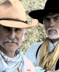 Robert Duvall Tommy Lee Jones Lonesome Dove 1989